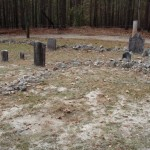 Graves at Cemetery #12